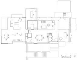 sloping lot house plans house plan irregular shaped house explores ambiguous modern
