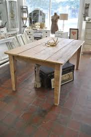 rustic reclaimed farm dining table ridiculously priced on etsy