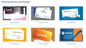 captivating design and print business cards free my own 1