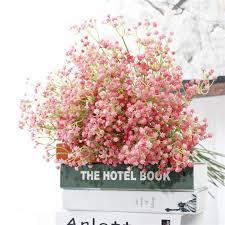 artificial floral silk flowers flower bouquet wedding
