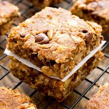 But First Breakfast 18 Recipes That Will Make Your Mornings by Peanut Butter Chocolate Chip Oatmeal Breakfast Bars Vegan Gluten