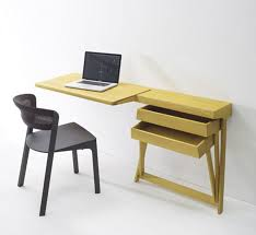 Creative Desk Ideas For Small Spaces Home Office Ideas Simple Wall Mounted Wooden Desk With Storage