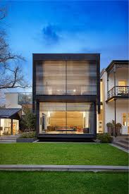 home design contemporary south yarra residence exterior design