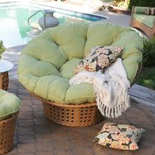 Papasan Chair And Cushion Furniture Furniture Delightful Outdoor Living Room Decoration