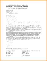 6 sample personal letters tutor resumed