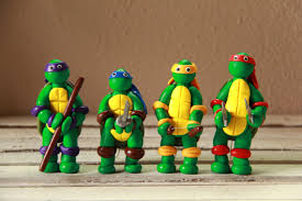 tmnt cake topper turtles birthday cake toppers image inspiration of cake