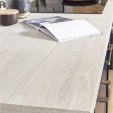 plan de travail cuisine stratifié leroy merlin plan de travail stratifié effet travertin beige mat l 315 x p 65