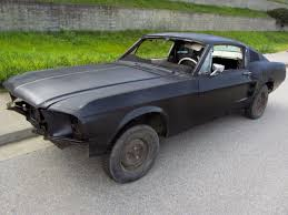1967 ford mustang fastback project for sale ford mustang fastback 1967 black for sale 7f02s209xxx 1967 ford