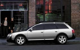2004 audi allroad quattro information and photos zombiedrive