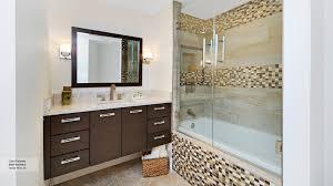 contemporary walnut bathroom vanity omega