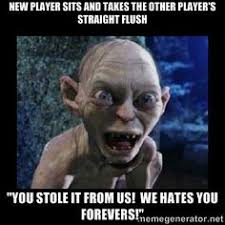 Funny Casino Memes - if i play at your table will you let me win haaa pinterest
