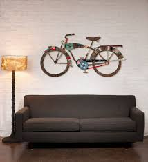 outstanding wall ideas bicycle wall art wall bicycle framed wall appealing vintage bike wall art industrial bike wall art motorcycle iron wall art