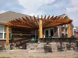 pergola design wonderful roof trellis design wooden pergola