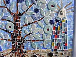 How To Make A Mosaic Table Top How To Mosaic And Make Beautiful Objects For Home And Garden How