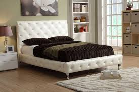 bedroom marvelous beds tags single bed black and white tufted