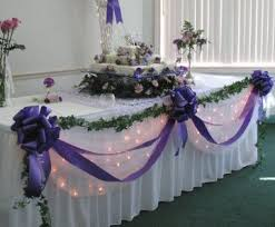 tulle decorations wedding reception decoration pictures decoration