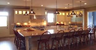 LargeKitchenIslandswithSeatingfor Kitchen Has An - Dining room island tables