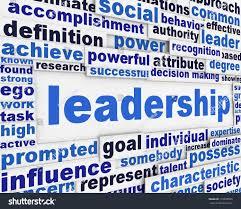 leadership slogan poster design motivation message stock