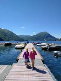 family weekend getaway on lake lugano in italy in zurich