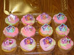 my pony cupcakes my pony birthday cake and cupcakes image inspiration of