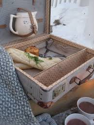 Picnic Basket Ideas Reuse Old Suitcases 17 Furniture Ideas For Home Decoration
