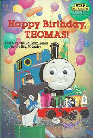 happy birthday book happy birthday the tank engine wikia fandom