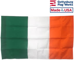 Flag Of Ireland Ireland Flag Ireland Flags Europe Flags Country Flags From