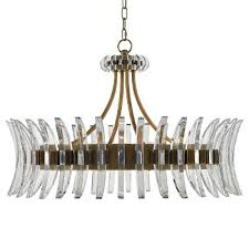 Robert Abbey Bling Chandelier Bling Large Chandelier By Robert Abbey At Lumens Com