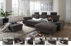 zehdenick sofa zehdenick bury bliss alyson ecksofa braun grau möbel letz