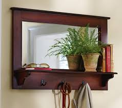 entry shelf cortland hallway mudroom entry wall shelf w hooks i need this