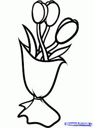 Mother S Day 2017 Flowers by Coloring Pages Mothersday Drawings Mother U0027s Day Flower Pencil To