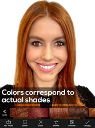 color images for hair to be changed hair color studio android apps on google play
