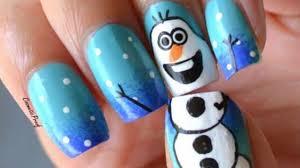 21 blue christmas nail designs christmas nail designs and nail