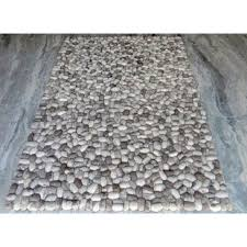 pebble rug gray pebble rug wayfair