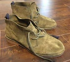s boots hush puppies hush puppies cyra catelyn green womens shoes size 5 5 m boots ebay