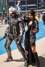 Metal Gear Halloween Costume Awesome Images Internet Cosplay Metal Gear