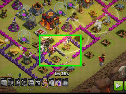 Clash Of Clans Maps How To Do Gowipe For Th8 In Clash Of Clans 9 Steps