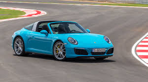 convertible porsche 2016 porsche 911 targa 4 2016 review by car magazine