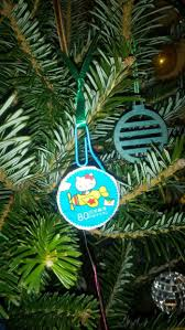 postage sts into tiny tree ornaments 4 steps