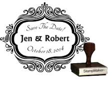 Save The Date Stamp Save The Date Stamps Save The Date Rubber Stamps Thestampmaker Com