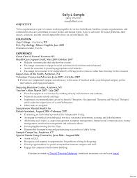 resume outline exle awesome collection of social worker resume sles free on cover