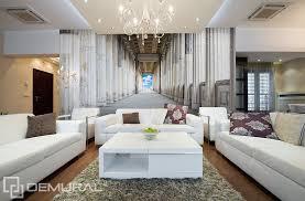 B Q Bedroom Wallpaper Chartreuse Living Room With Floral Wallpaper Living Room Wallpaper