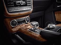 mercedes g wagon red interior mercedes g class designo interior options detailed