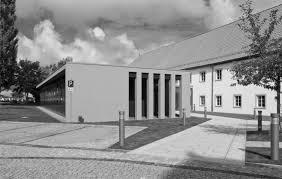Krankenhaus Bad Frankenhausen Umbau Wirtschaftsgebäude Zum Verwaltungsgebäude Eichsfeld Klinikum