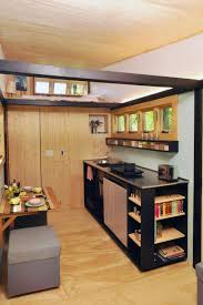 home design living in a shoebox 12 great small kitchen designs