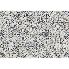 Navy White Area Rug Loloi Rugs Francesca Blue White Floral Area Rug Rugs Pinterest