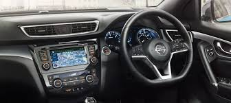 nissan dualis interior features new nissan qashqai suv crossover nissan
