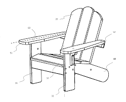 Garden Chairs And Table Png Patent Us20110031797 Assembled Product And Garden Chair Google