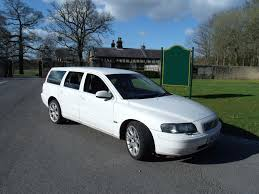 2003 volvo v70 t5 250ps 5spd manual bbs alloys ex police 1000