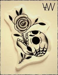 awa production flash skull